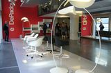 Blick in den De-Padova-Showroom