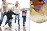 Urlaubsfotos und Schnappschüsse: Poster