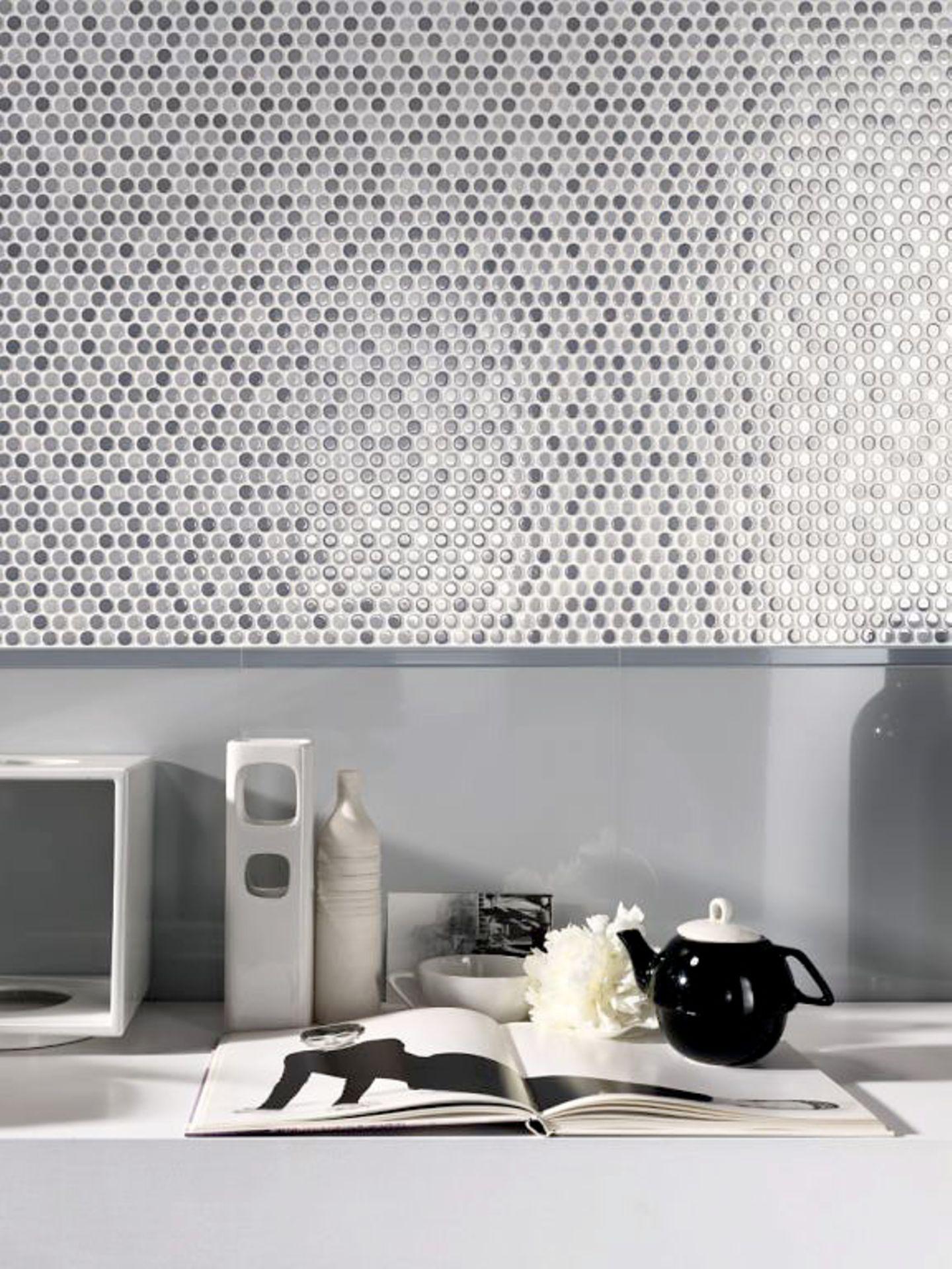Mosaikfliesen - Akzente im Raum