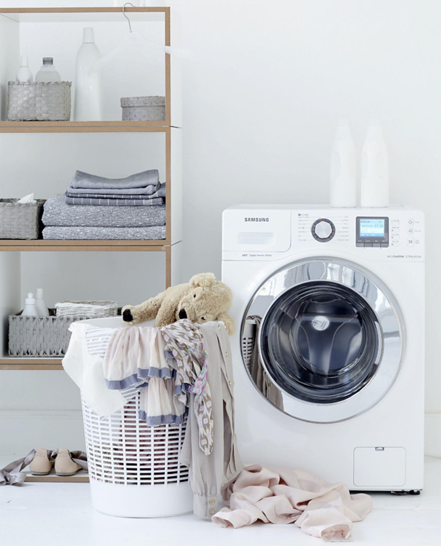 Clever waschen bei niedriger Temperatur