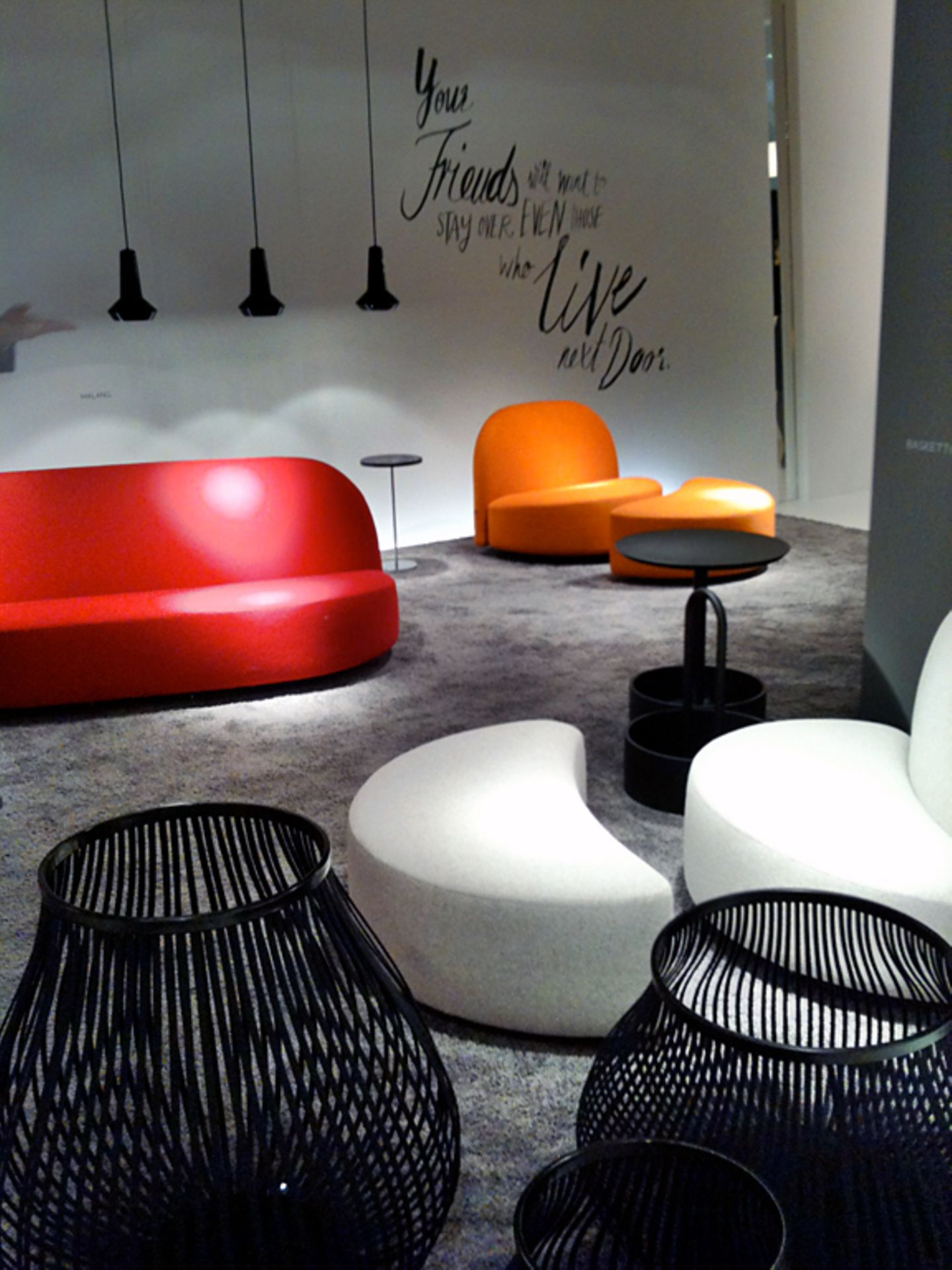 "Sofa ""Elysée"" von Pierre Paulin"