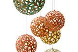 """Furnierleuchte """"Coral Lamp"""" von David Trabridge - Bild 9"""