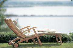 """Traditionell: """"Deck Chair Royal Princess"""" von Garpa"""