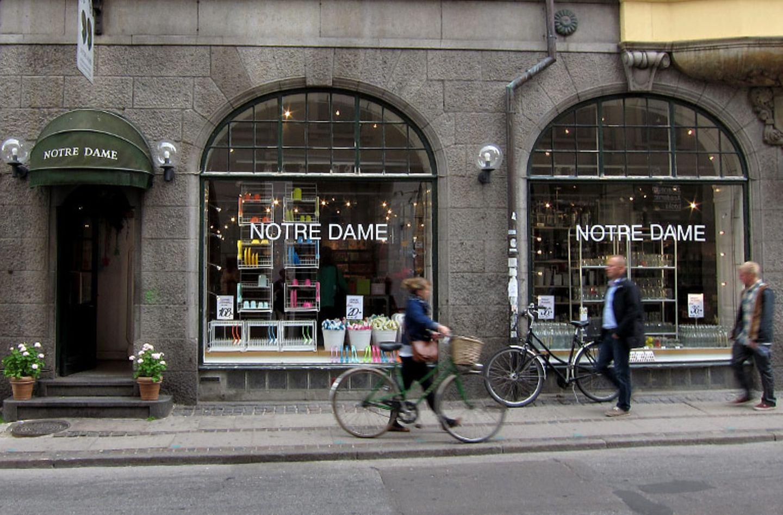 Design für jeden Tag: Notre Dame