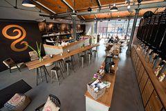 Frisch geröstet: Café Elbgold im Schanzenviertel