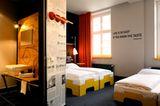Zu Gast im Loft: Design-Hostel Superbude