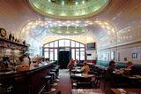 Jugendstil pur: Café Paris