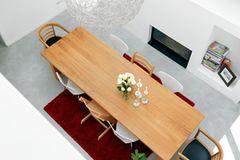 Wohnraum mit Galerie