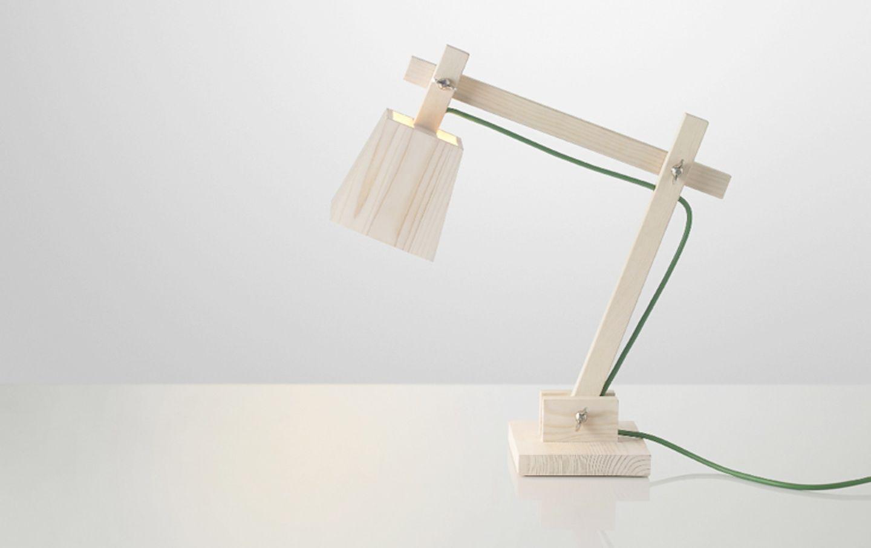 """Die Natürliche: """"Wood Lamp"""" von Muuto"""