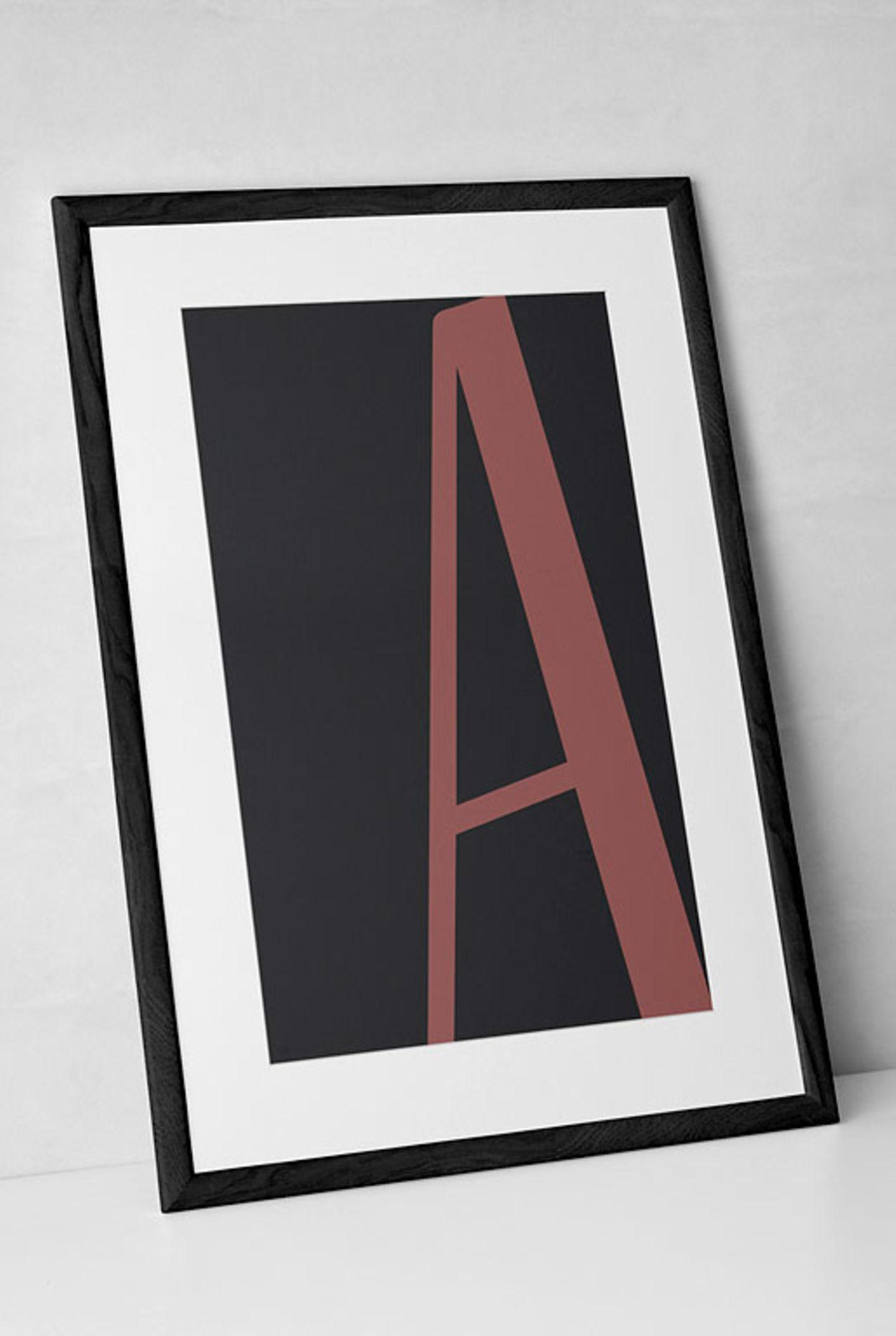 """Reduziert: """"Letters"""" von Klam"""