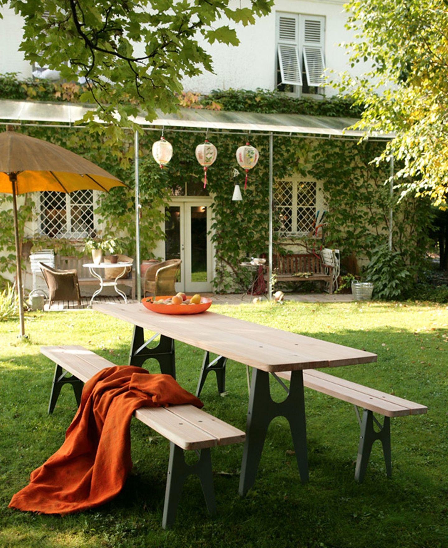 Garten-Klassiker in frischem Gewand