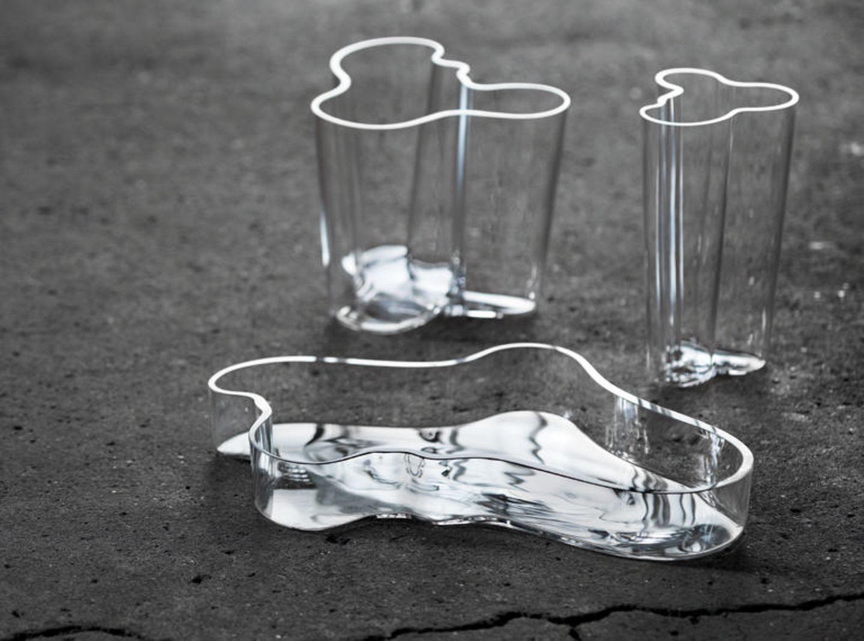 """Aus der Natur: Vase """"Savoy"""" von Alvar Aalto"""