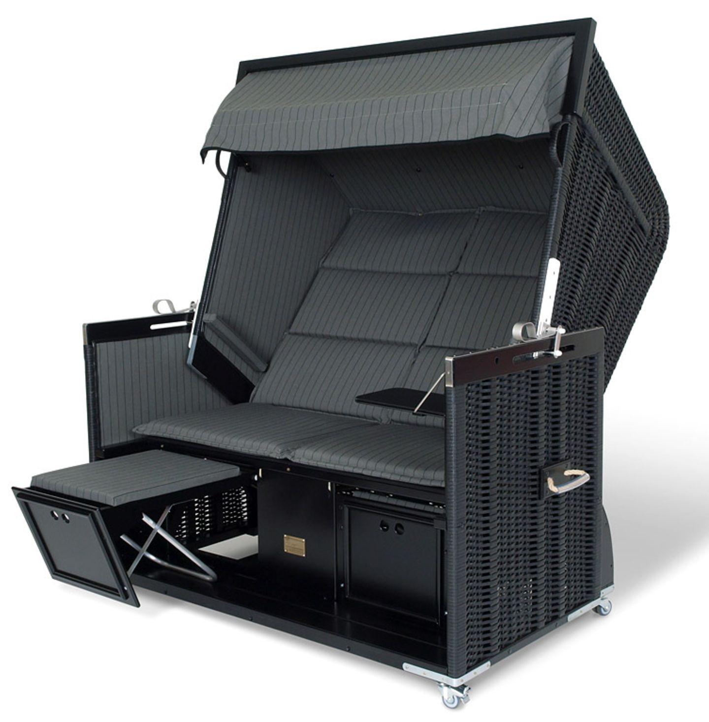 "Der Cleane: Modell ""Sylt"" ZXL Black"