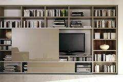 Den Fernseher hinter einer Schiebetür verstecken - Bild 3