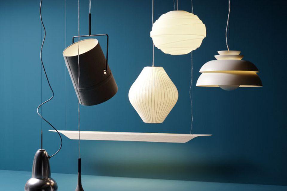 Licht – alles zu Lampen und Beleuchtung