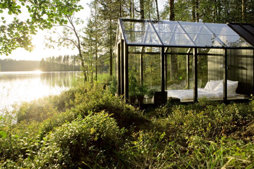 Modernes Gartenhaus – Tipps zum Kauf und Bau