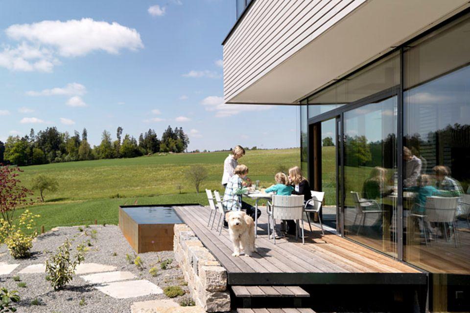 Terrassengestaltung – schöne Ideen für die Terrasse