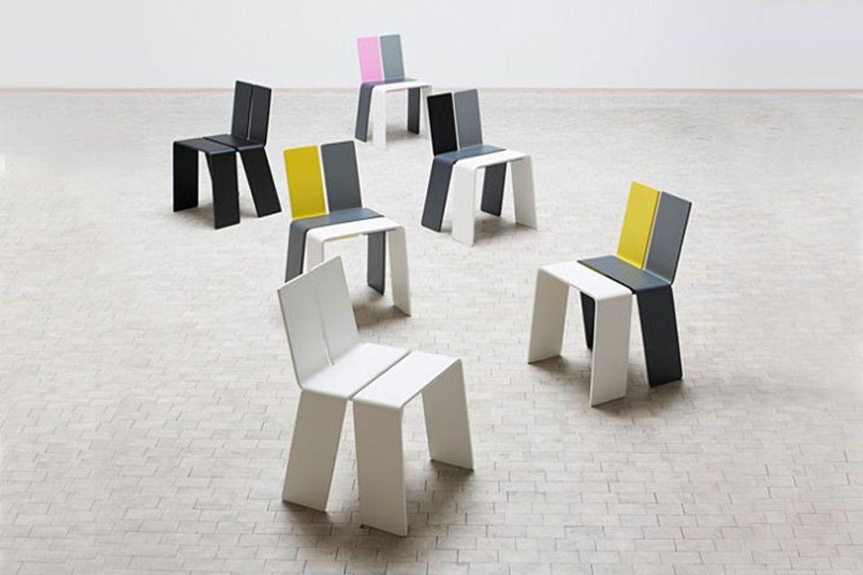 "Stuhl ""Expo"" von Hay"