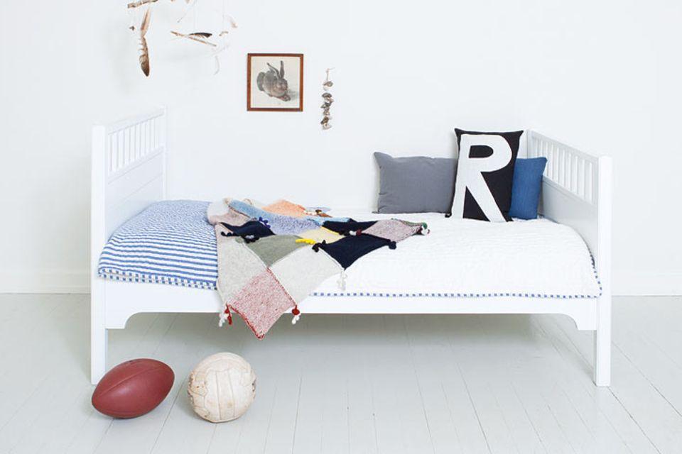 Zeit sparen durch pflegeleichte Möbel