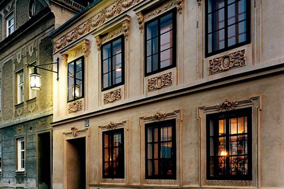 Ökologisch renoviertes Stadthaus