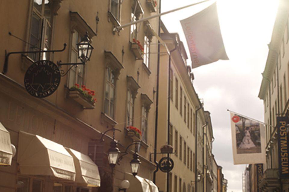 "Hotel ""Victory"" Stockholm"