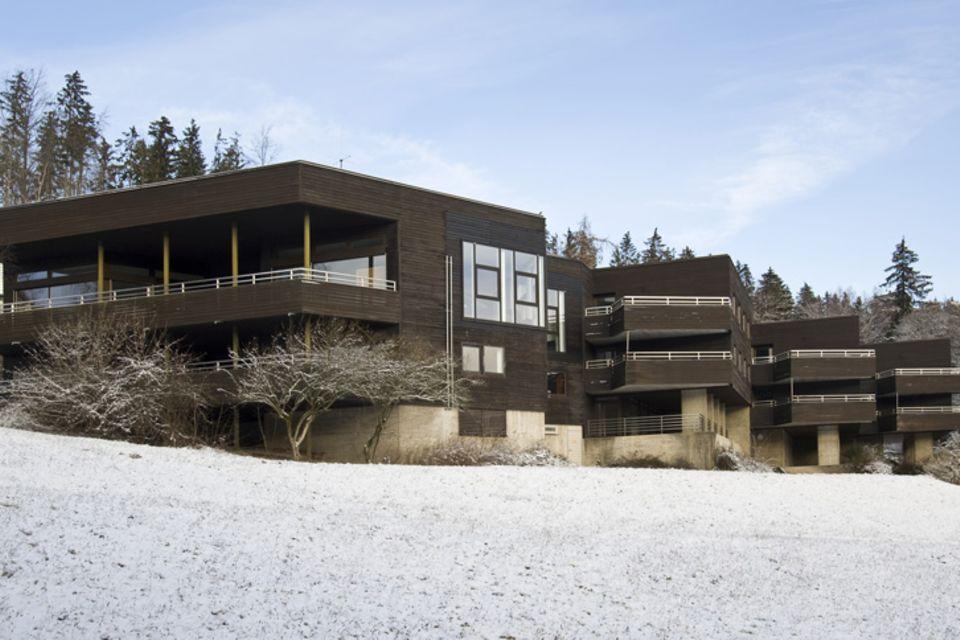 Ausstellung über Architektur der 60er Jahre