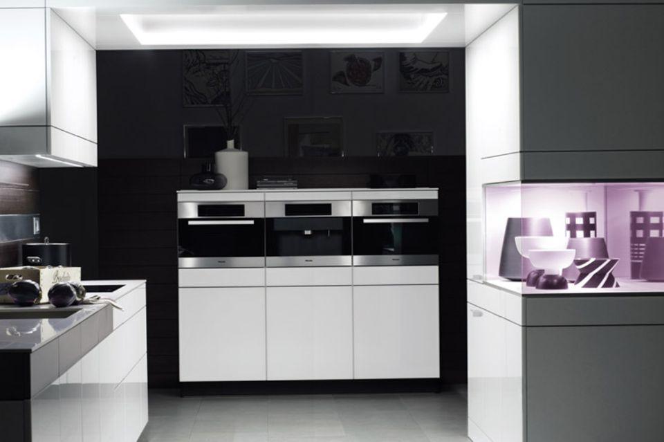 "Klarheit: Küche ""+Artesio"" von Hadi Teherani für Poggenpohl"