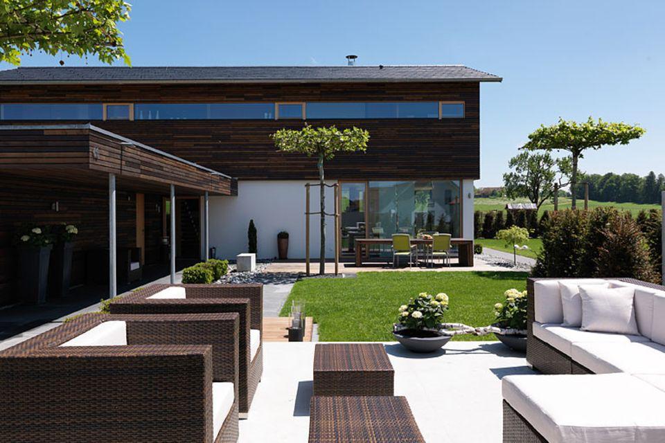 1. Platz: Modernes Holzhaus mit Tradition