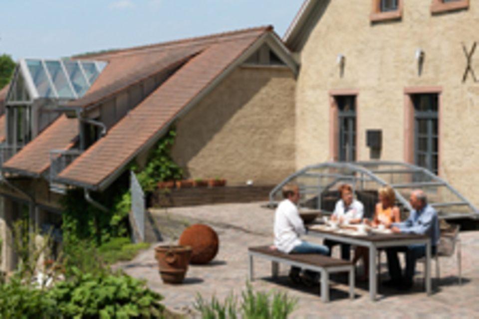 Platz 4: Sonderpreis - Mühle als Haus