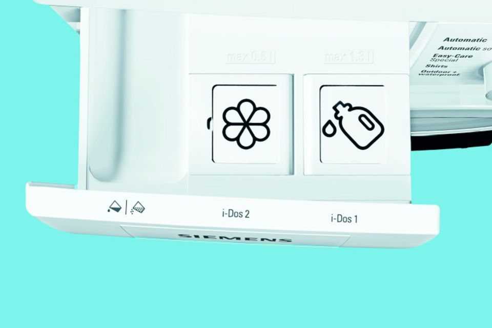 Perfekte Dosierung mit i-Dos von Siemens