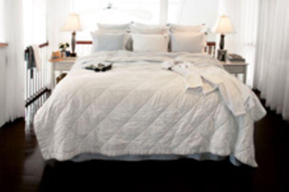 Bettwäsche mit schönem Design