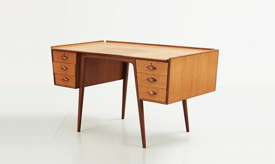 Mit Vintage-Möbel einrichten und wohnen