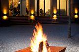 """Auch ohne Feuer schön anzusehen: Feuerschale """"Fluxus"""" - Bild 20"""
