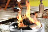 "Stabiler Stand: Feuerschale ""Hotlegs"" - Bild 24"