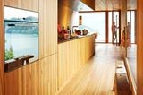 Küche mit Raum-im-Raum-Prinzip