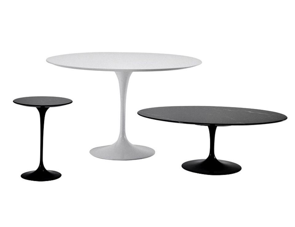 """Tisch """"Tulip Table"""" von Eero Saarinen"""