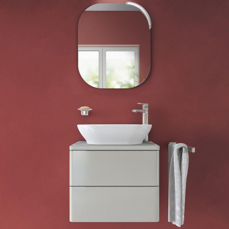 Ausgefallen und exquisit Rot im Bad   Bild 20   [SCHÖNER WOHNEN]