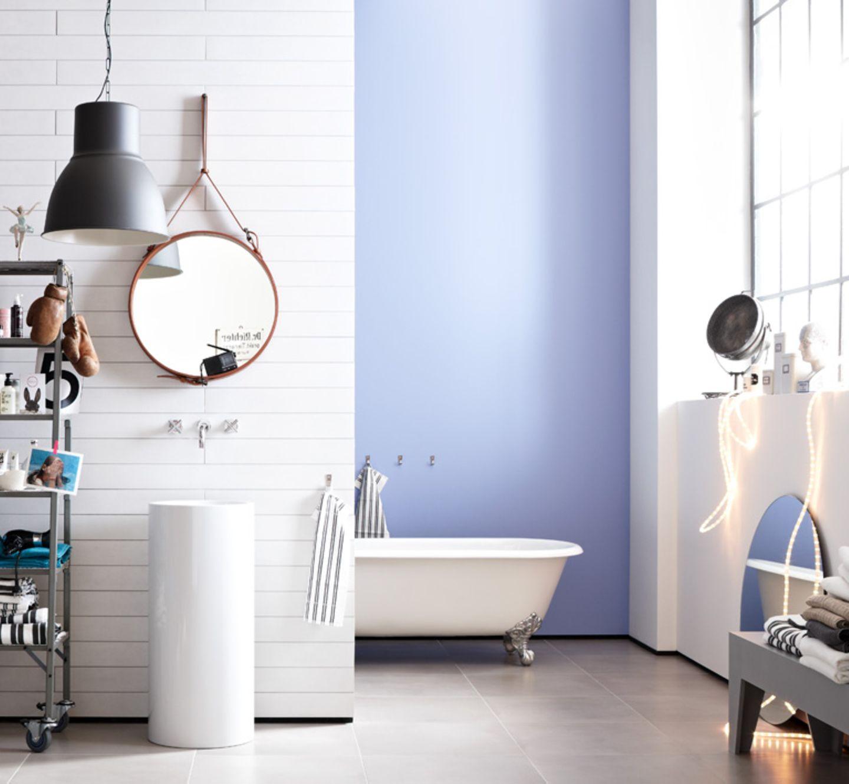 Blau ist der Klassiker im Badezimmer   Bild 20   [SCHÖNER WOHNEN]