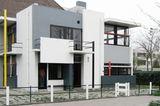 Programmatisch: Rietveld-Schroeder-Haus, Utrecht