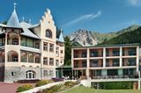 Villa Waldkönigin, Vinschgau