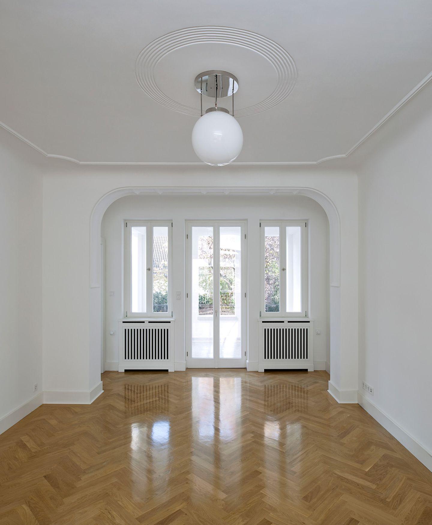 Haus Schillerstraße 9, innen