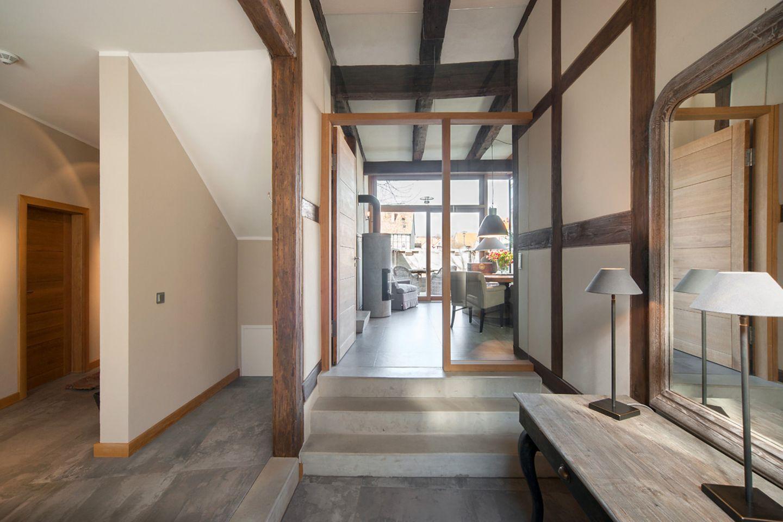 Wohnhaus Breite Straße 11-12, innen