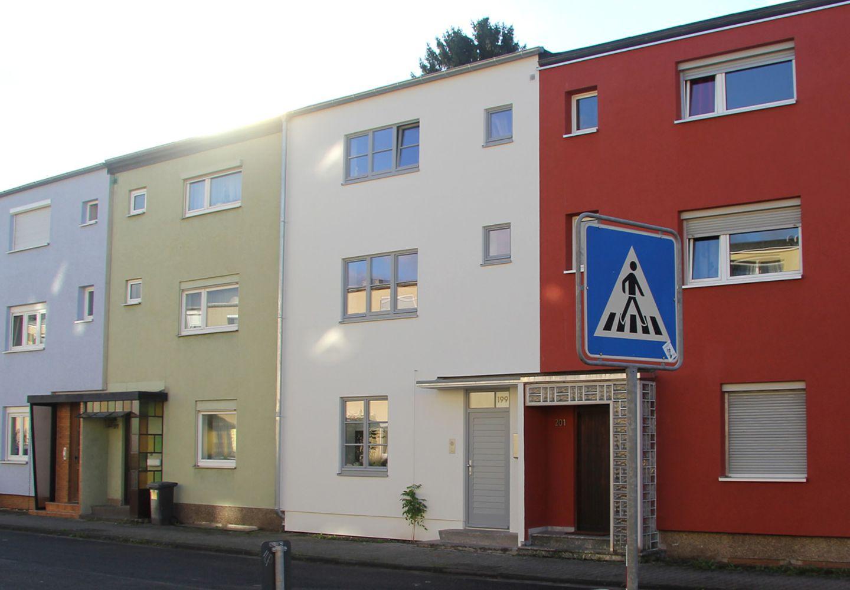 Umbau Reihenmittelhaus