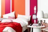 Die Haptik und Optik von Holz ins Schlafzimmer bringen