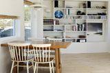 Kombiniertes Ess- und Wohnzimmer