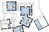 Planmaterial: Ein Haus wie ein Dorf