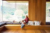 Helligkeit und Ausblick dank Panoramafenstern