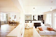 Strukturierter Wohnbereich