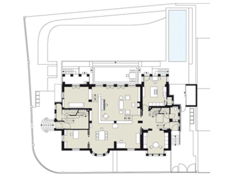 Planmaterial: Umgebautes Haus von 1913