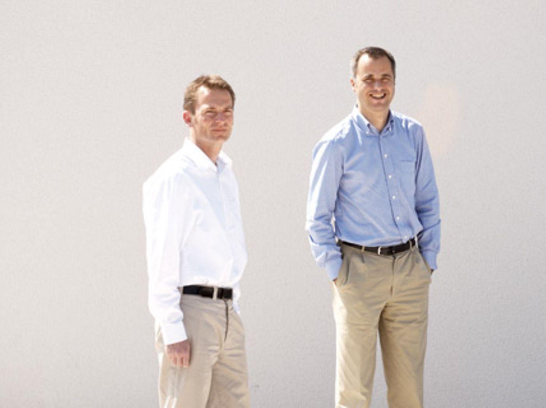 Baudaten/Architekt: Johannes Götz und Guido Lohmann